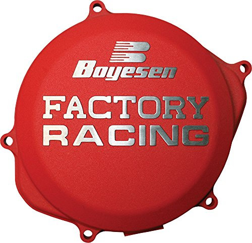 Boyesen CC-07AR Factory Clutch Cover - Red