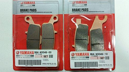Yamaha Grizzly 700550 OEM Yamaha Rear Brake Pad Kit LeftRight