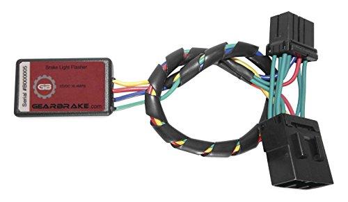 Gear Brake GB-2-1-100 Brake Light Module Flasher