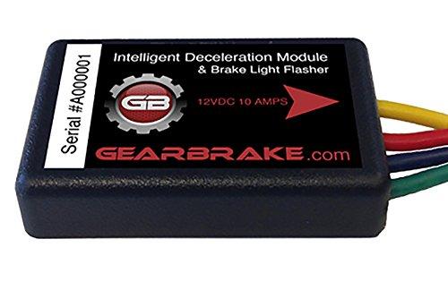 Gear Brake Plug and Play Indian Smart Brake Light Module - Non-flashing - GB-1-6-100-N