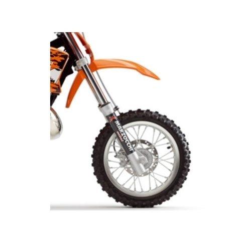 KTM FRONT FENDER PLASTIC ORANGE 50 SX MINI JR SR ADVENTURE 45108010000X4