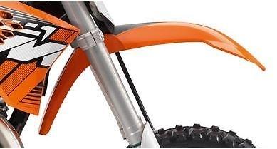 NEW KTM FRONT FENDER PLASTIC ORANGE 65 SX SXS MINI 2012-2013 4620801010004