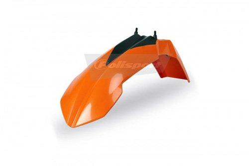 Polisport 8571500001 Orange KTM Front Fender