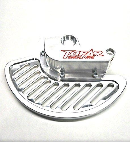 Topar Racing KFD-100-109 KTM FRONT BRAKE DISC GUARD KIT 2000-2002 KTM ALL MODELS 125cc to 525cc