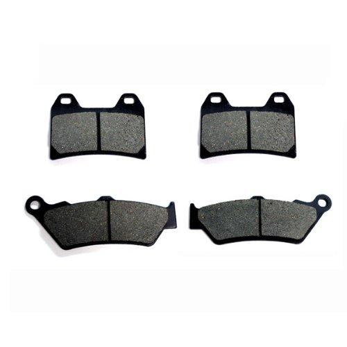 2006-2007 Victory Vegas Jackpot Kevlar Carbon Front Rear Brake Pads