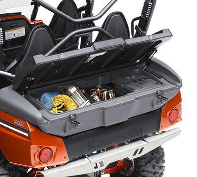 Kawasaki TX750-068 Cargo Box