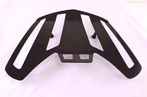 VICTORY CROSS COUNTRY TRUNK LUGGAGE RACK BLACK NICE