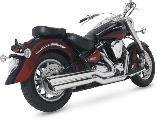 Vance Hines Exhaust Powershots Chrome for Yamaha Road Star