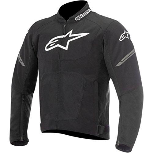 Alpinestars Viper Air Mens Street Motorcycle Jackets - Black  Large