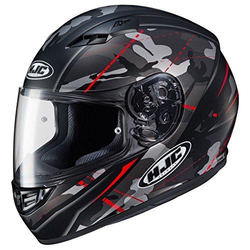HJC CS-R3 Songtan Mens Full-Face Street Motorcycle Helmet - MC-1SF  2X-Large