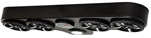 Kawasaki Mule Pro FXT 4 Speaker Bluetooth AMFM Stereo System w LED Speakers