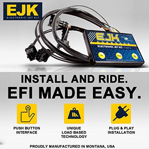 Kawasaki Mule Pro-FXT Fuel Injection Programmer 2016-2017 EJK 9330014