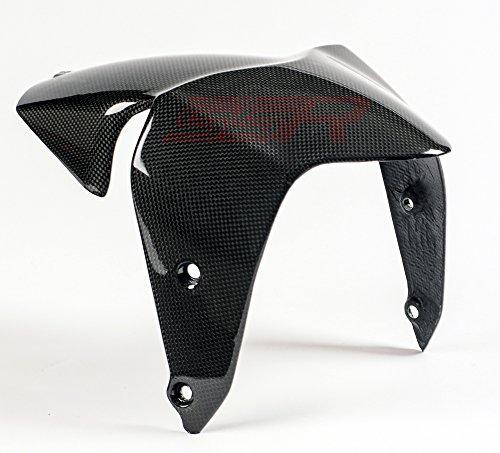 Ducati Monster 821 1200 S 1200S 1200 R Carbon Fiber Front Hugger Mudguard Fender Fairing