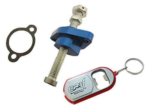 CRU Products Manual Cam Timing Chain Tensioner Suzuki GSXR 1100 RF 600 Free Gift