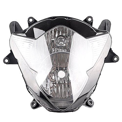 GZYF Front Headlight Headlamp Assembly Fits Suzuki GSXR 1000 K5 2005 2006 Head Light