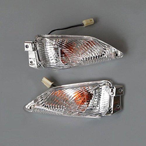 ZXMOTO Clean Rear Turn Signal Indicator Light for Suzuki GSXR 1000 K9 2009-2010  GSXR 750 K11 2011