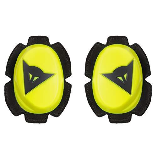 Dainese Pista Knee Slider Fluo-YellowBlack