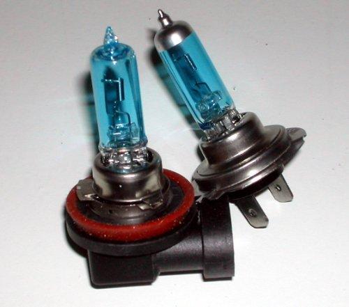 Suzuki GSXR 600 750 06-07 H7 H9 Xenon HID Hyper BluWht Headlight Bulb Bulbs