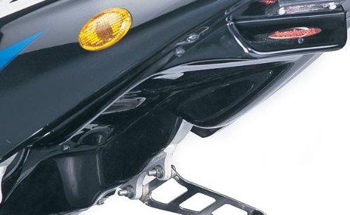 Powerbronze330-S101-003 Tail Guard Undertray to fit Suzuki SV650NS SV1000NS and SV1000NS Retains original rear light Black high impact plastic