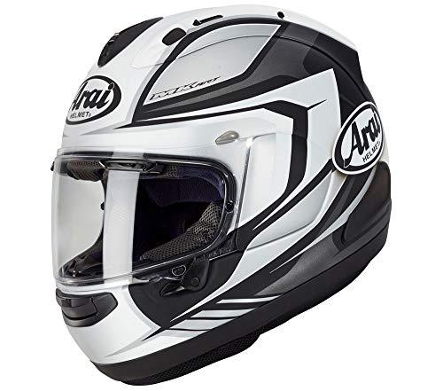 Arai Corsair-X Bracket Helmet Snell 2020 White Frost  Medium