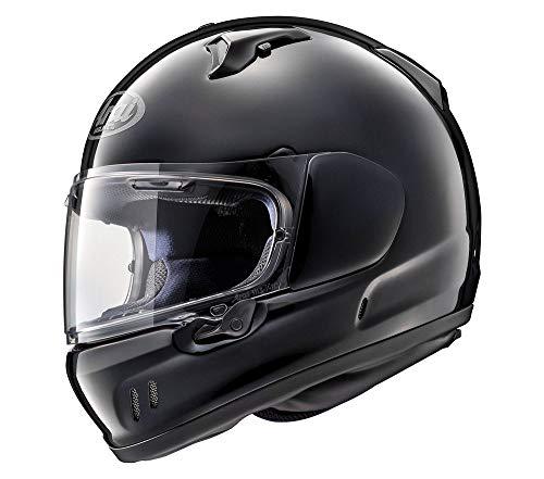 Arai Defiant-X Solid Motorcycle Helmet Black MD