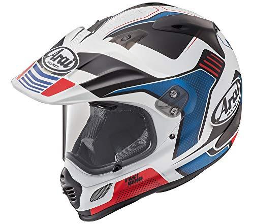 Arai XD4 Vision Dual Sport Helmet Red Frost MD