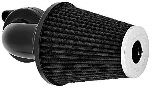 Arlen Ness 90 Degree Monster Sucker Air Cleaner No Cover Black 81-010