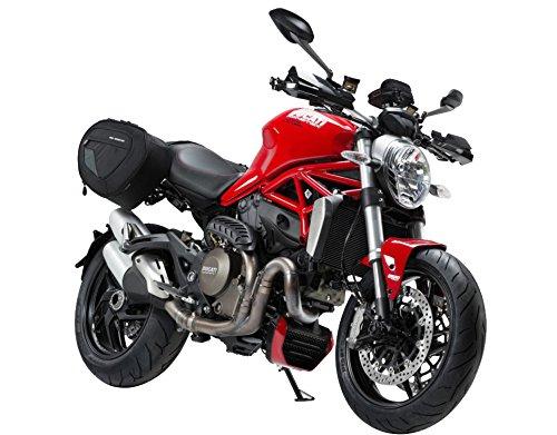 SW-MOTECH Blaze Sport Saddlebag System for Ducati Monster 821 14-16 Monster 1200 14-16