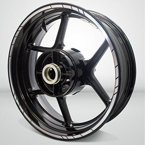 Speed Outer Rim Liner Stripe for Yamaha FJR 1300 Reflective Silver