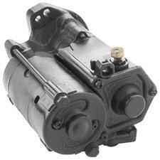 Spyke 14kw Starter Motor - Wrinkle Black 404410