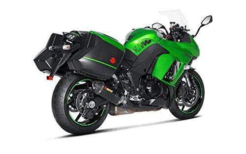 Akrapovic Kawasaki Z1000SX 2014-2015 Slip-On Line Carbon Fiber Exhaust