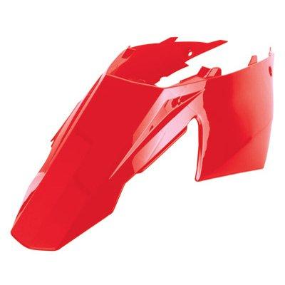Polisport Carbon Fiber Fender Red for Honda CR 125R 250R 04-07