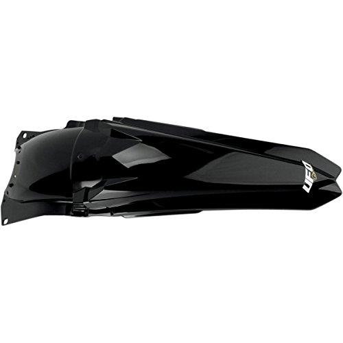 UFO Plastics Carbon Fiber Fender Black for Yamaha YZ450F 2010