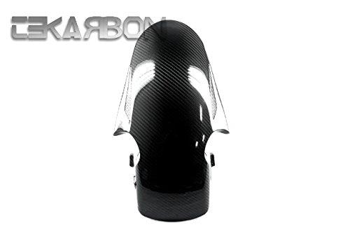 2008 - 2011 Honda CBR1000RR Carbon Fiber Front Fender Vented - Twill