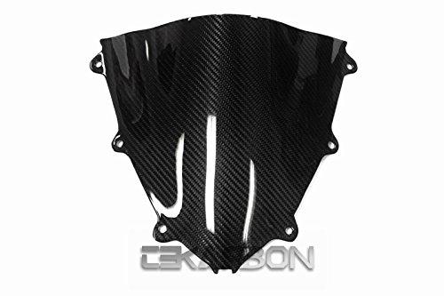 2008 - 2011 Honda CBR1000RR Carbon Fiber Windscreen - Twill