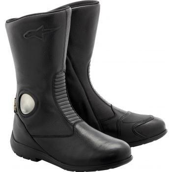 Alpinestars Stella Gran Torino Gore-Tex Womens Boots  Distinct Name Black Gender Womens Size 10 Primary Color Black 2335112-10-42