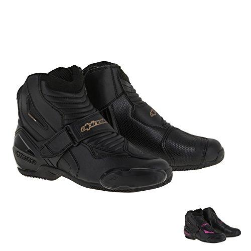 Alpinestars SMX-1R Womens Street Motorcycle Boots - BlackGold  37
