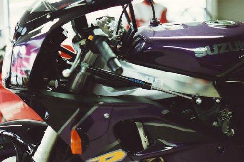 Suzuki GSXR 1100 1995-1997 Toby Steering Damper Stabilizer Mount Kit
