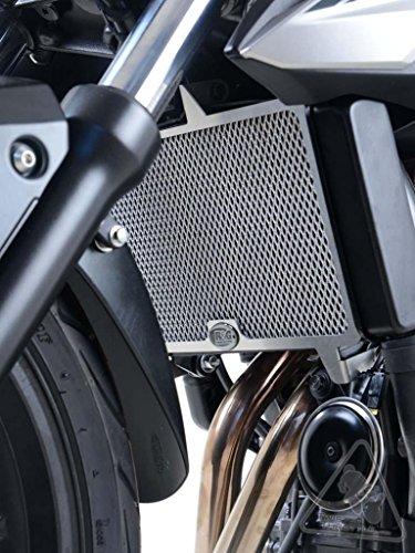R&G Radiator Guard BLACK - Honda CB500F 16-