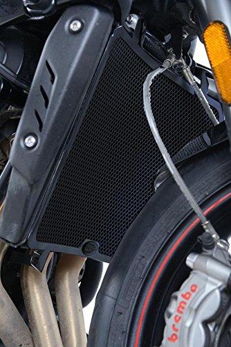 R&G Radiator Guard For Triumph Street Triple R 765 18 Street Triple S 765 18 Street Triple RS 765 18 Black
