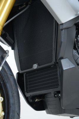 R&G Radiator Guards For Aprilia Caponord 1200 13-15