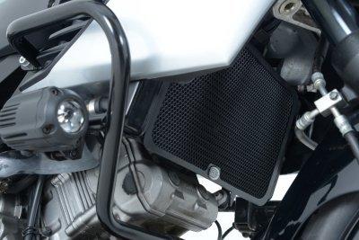 R&G Radiator Guards for Suzuki V-Strom 1000 upto 2013 RAD0156BK
