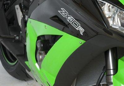 R&G Frame Slider Aero style RACE ONLY Kawasaki ZX10-R 11-