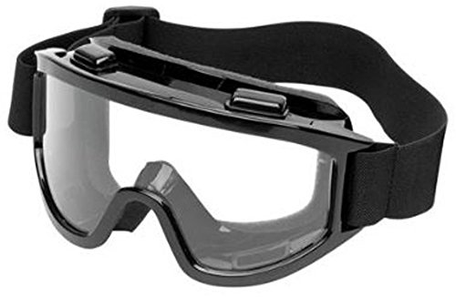 River Road OTG Over The Glassses Marquee Goggles Clear Black