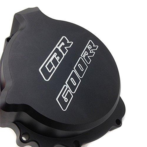 XKMT-Engine Stator Cover Compatible With Honda Cbr600Rr 2003-2006 03-06 Black Left Side B00YWCMM8U