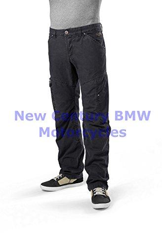 BMW Genuine Motorcycle Men City Riding Pants Anthracite US 40 Euro 50