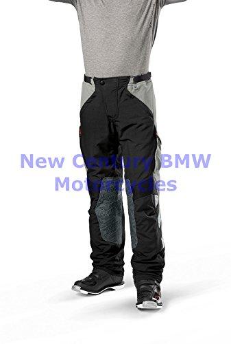 BMW Genuine Motorcycle Men Rallye Riding Pants BlackRed US 42 Euro 52