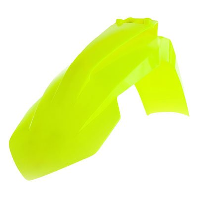 Acerbis Front Fender Flo Yellow for KTM 250 SX-F 2016-2018