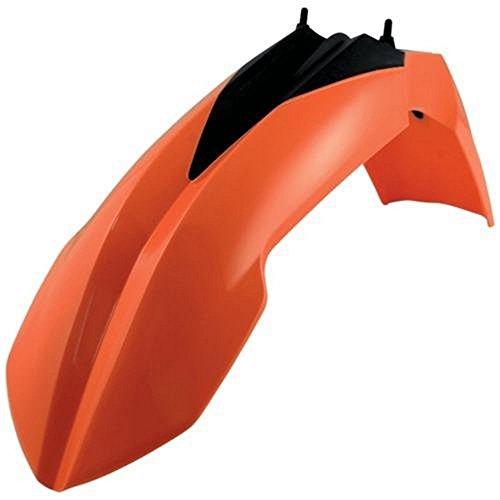 Acerbis Front Fender - Orange  Color Orange 2082010237