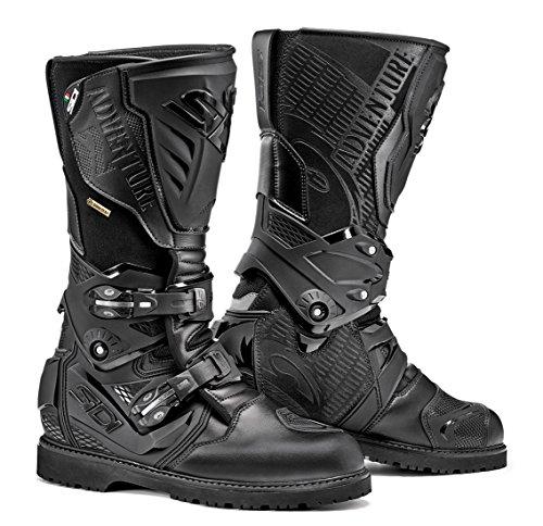 Sidi Adventure 2 Gore Tex Motorcycle Boots Black US115EU46 More Size Options